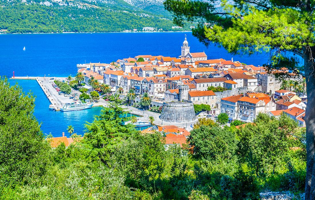 Korčula, mondo travel