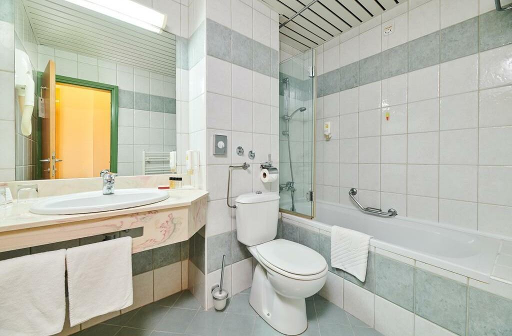 Umag, Hotel Sol Aurora, kupaonica