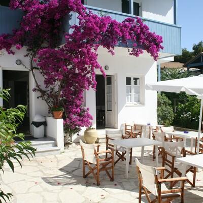Lefkas, Agios Nikitas, Hotel Agios Nikitas