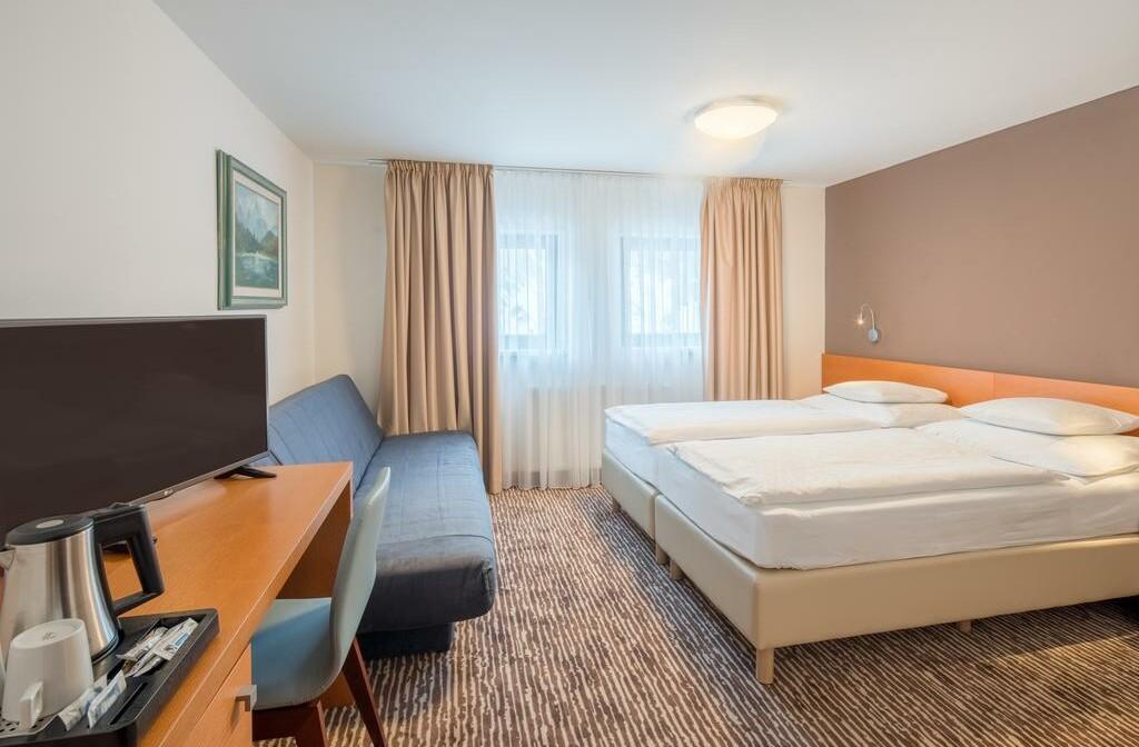 Best Western hotel Kranjska gora skijanje