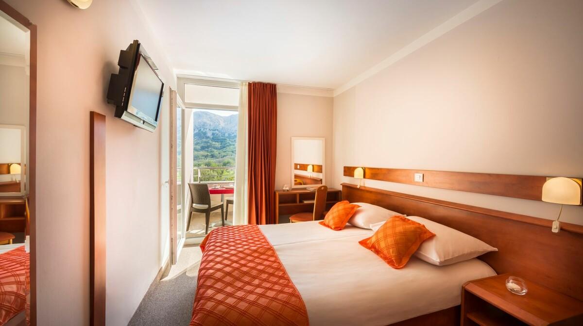 putovanje u dvoje, Baška, Otok Krk, Corinthia Baška Sunny hotel by Valamar