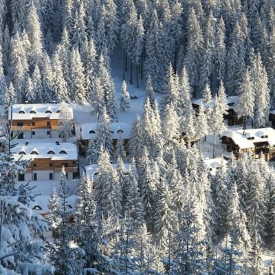 Skijanje golte apartmani, skijanje Mondo travel