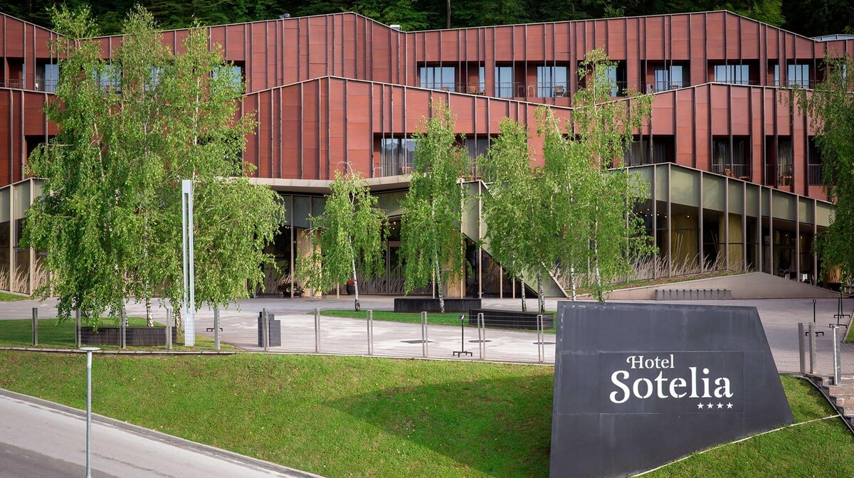 Terma Olimia, Hotel Sotelia 4* superior