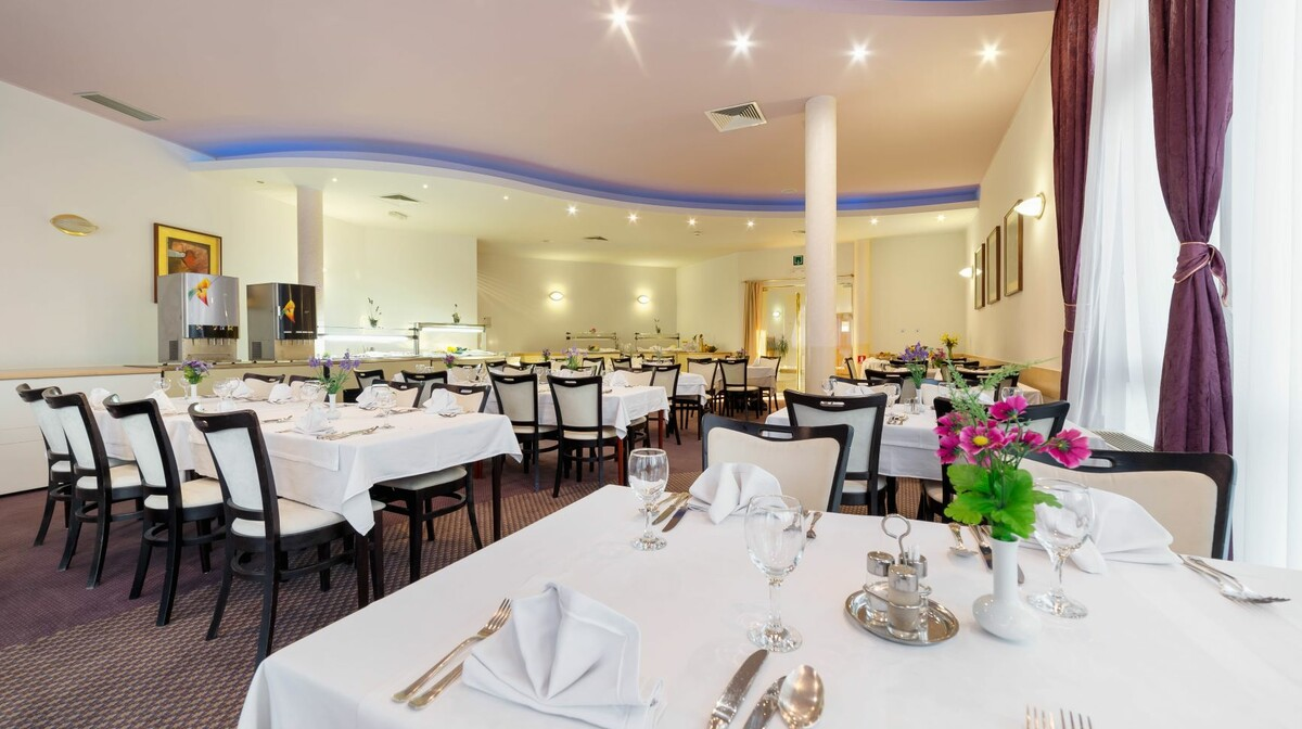 Hotel Punta, restoran