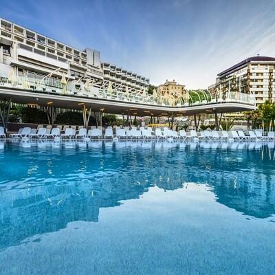 Opatija, Grand Hotel Adriatic