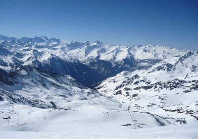 Francusko skijalište - Alpe