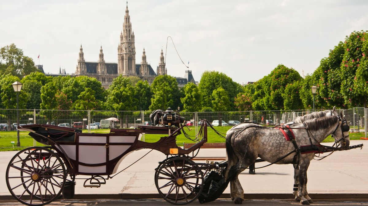 Kočija u Beču, putovanje Mondo travel
