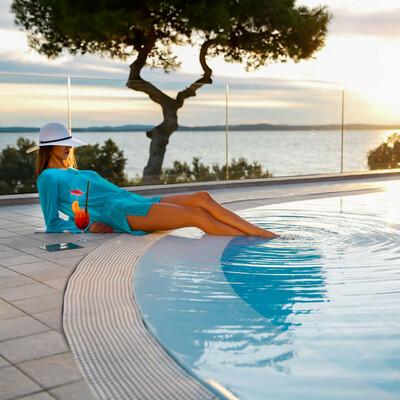 Hotel Pinija, vanjski bazen
