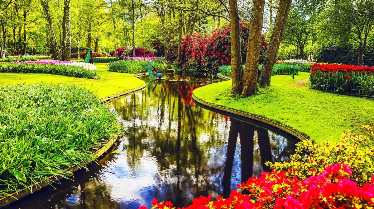 Nizozemska - Keukenhof