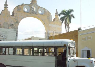 Meksiko - Merida