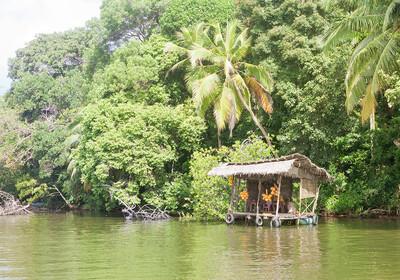 Šri Lanka, Madu Ganga, Balapitiya