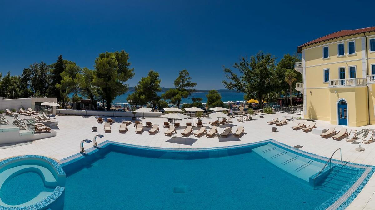 Hotel Esplanade, Crikvenica