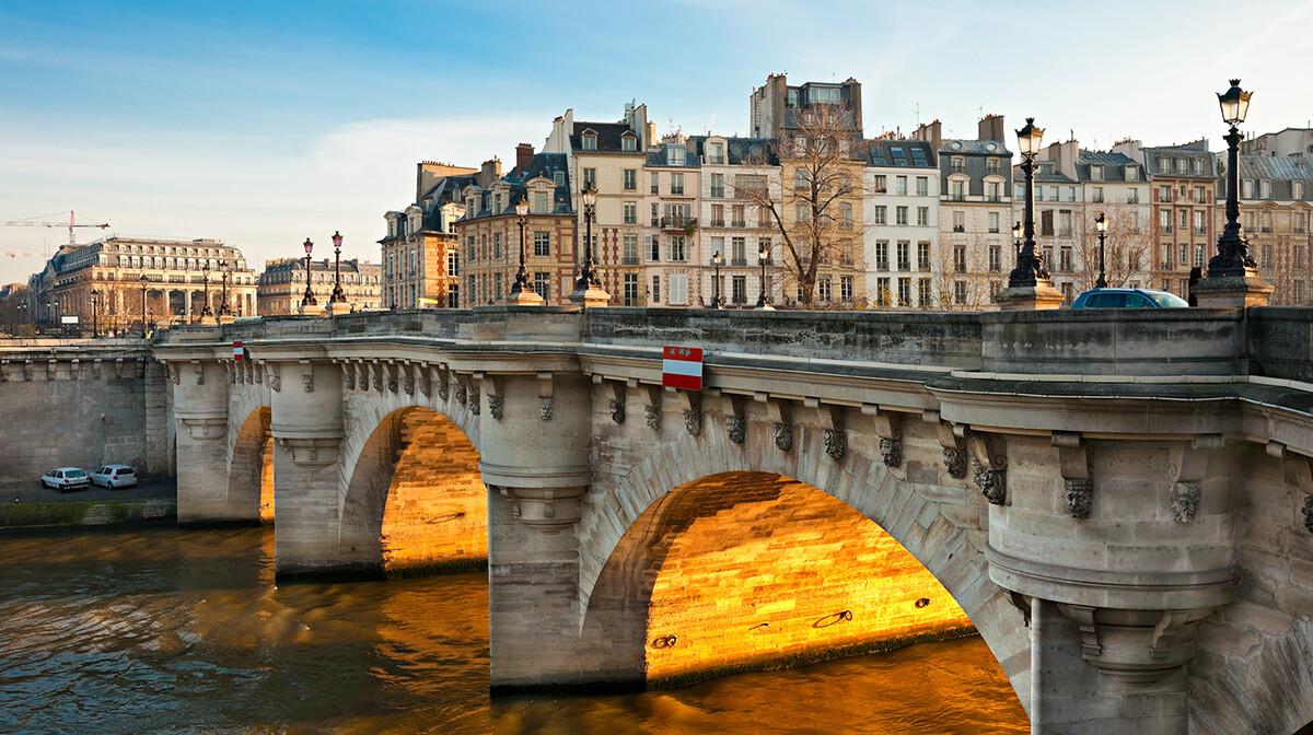 Most u Parizu, garantirani polasci