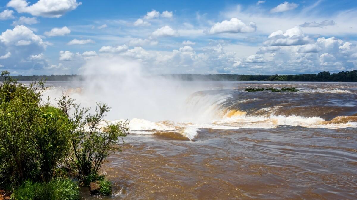Paragvaj, Iguazu falls