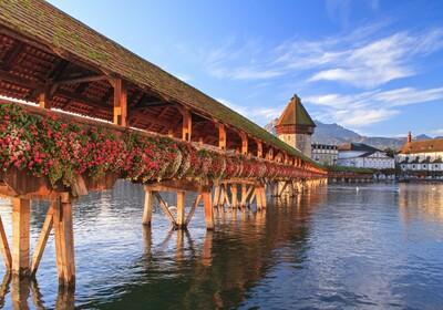 Švicarska - Lucerne