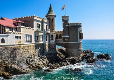 Čile, Vina del Mar, Wulff Castle, grupna putovanja, garantirani polasci, putovanja sa pratiteljem