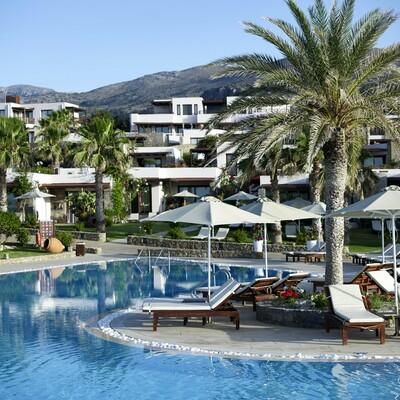 Krf, Perama, Hotel Aeolos Beach 2