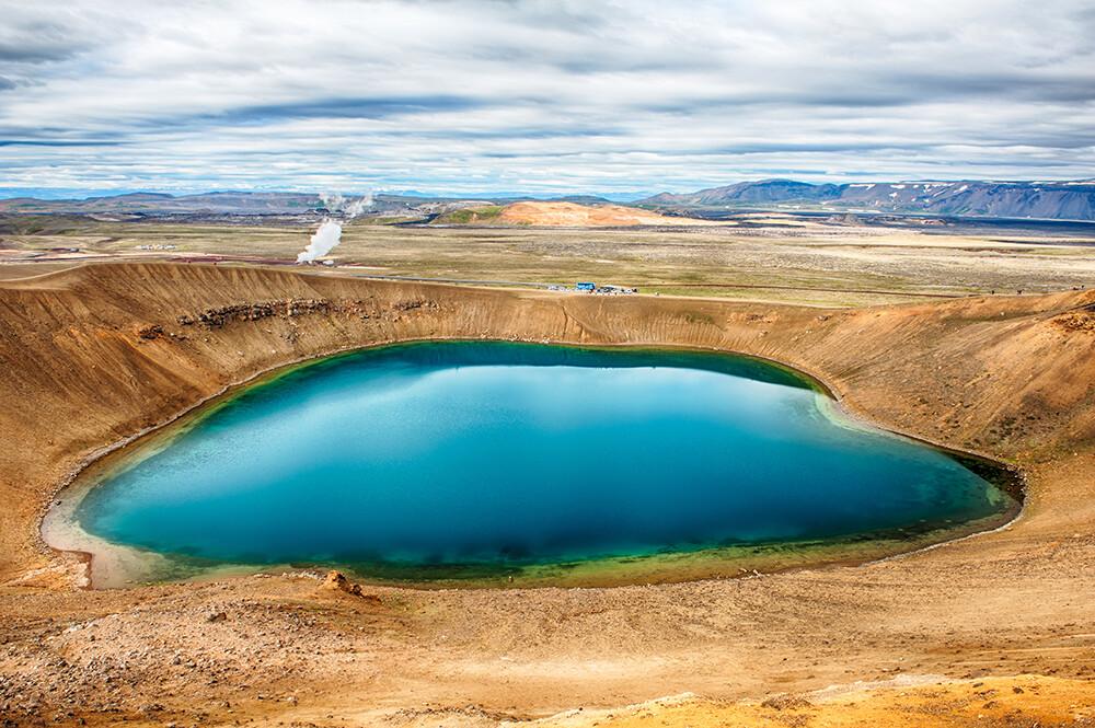 vulkansko jezero, Mondo travel, europska putovanja, garantirani polazak