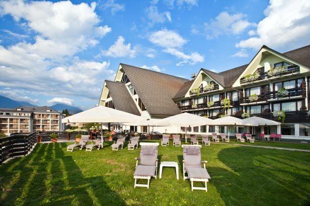 Bled, Hotel Kompas