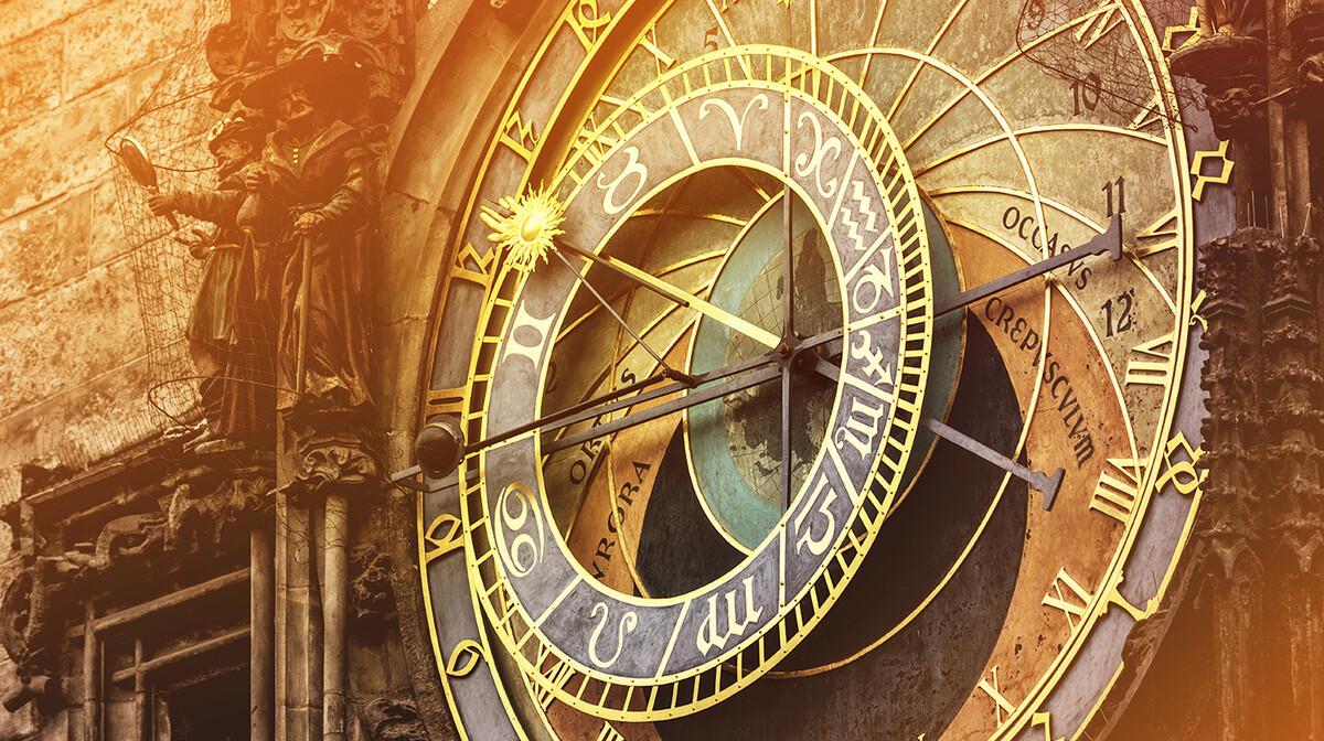 Orloj, astronomski sat