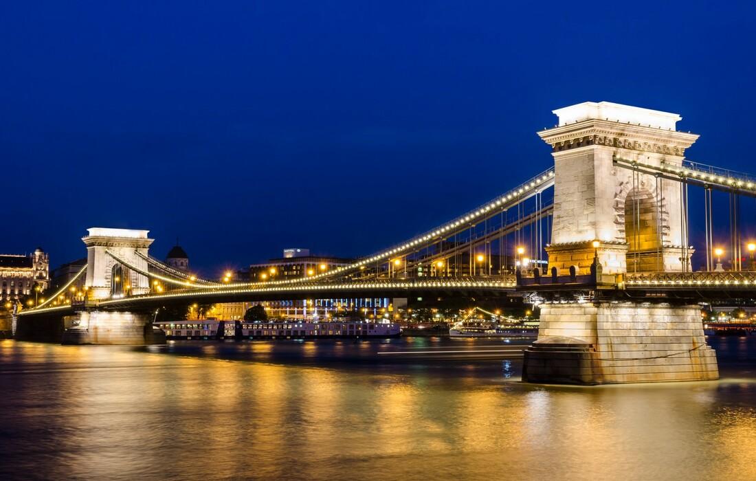 Budimpešta po noći