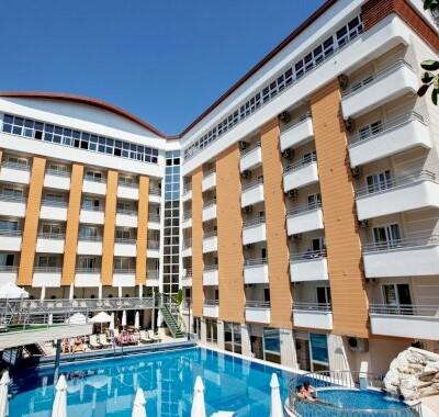 Antalya, Alanya, Hotel Alaiye Kleopatra