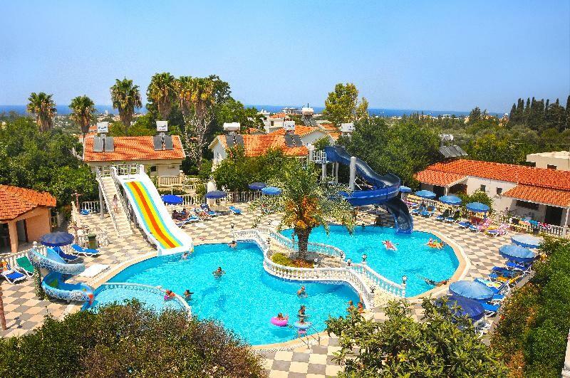 Cipar, Kirenija, Hotel Riverside Garden Resort