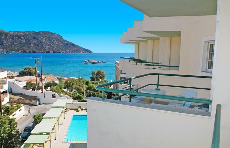 Karpatos, Pigadia, Hotel Miramare Bay