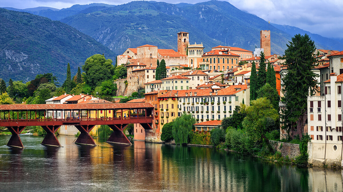bassano al Grappa, Italija, putovanje, mondo travel