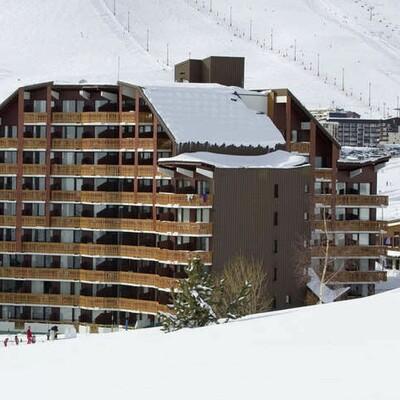 Francuska, Apartmani Residences Alpe d'Huez