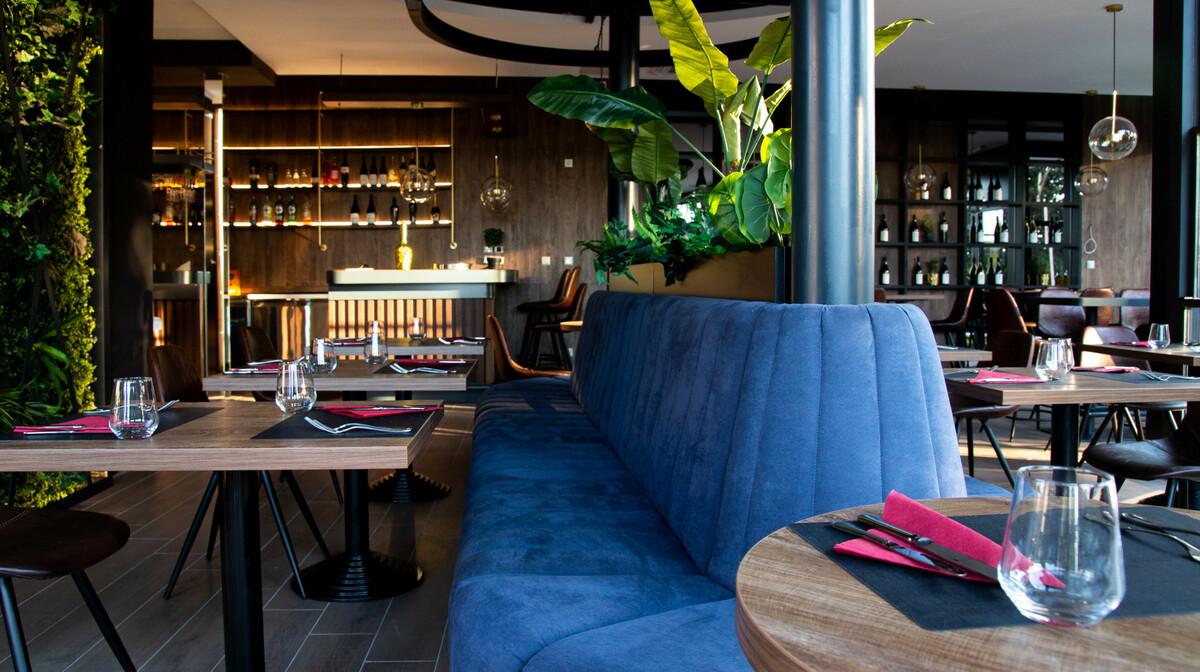Opatija, Hotel Paris, Restaurant a la carte