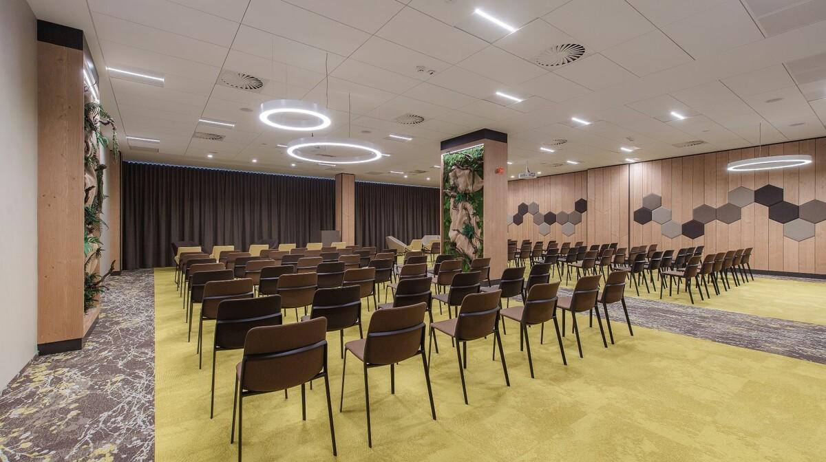 Skijanje i wellness u Sloveniji, Bled, Hotel Rikli Balance Hotel, kongresna dvorana