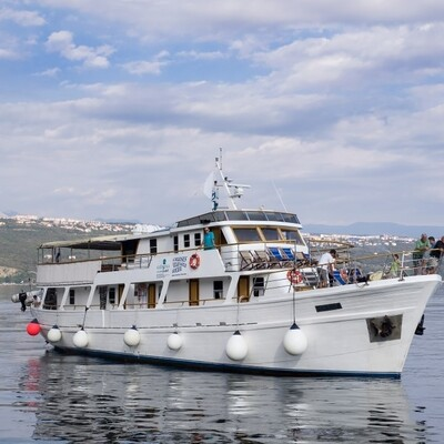 KL7 Krstarenje, Jednosmjerno krstarenje