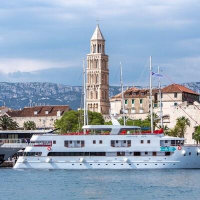 Adriatic sun dlx sup brod - Katarine  line