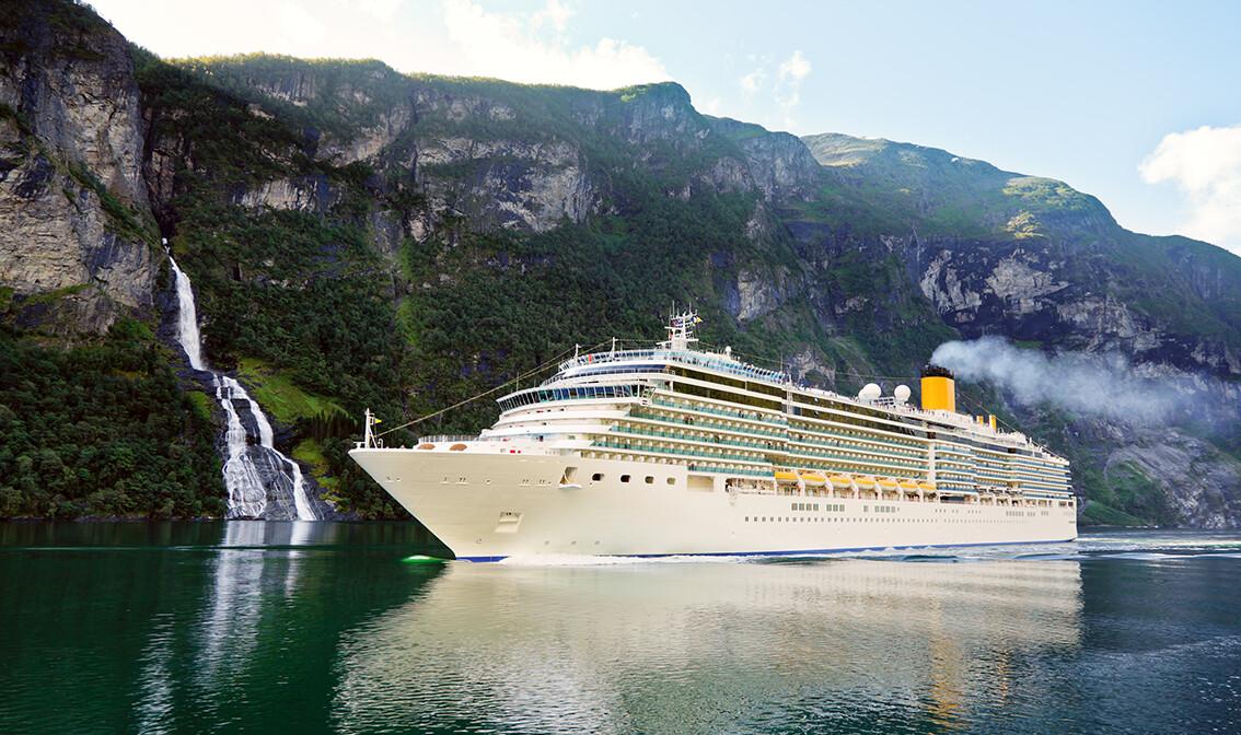Krstarenje Norveškim fjordovima