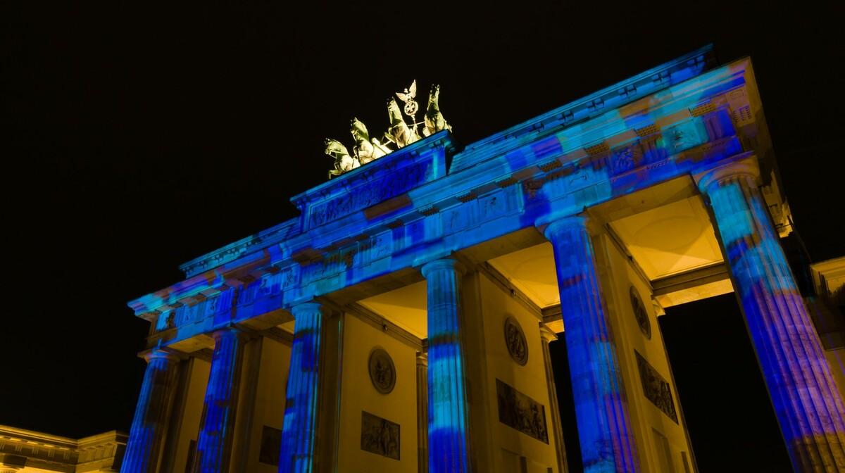 Berlin - Brandenburška vrata