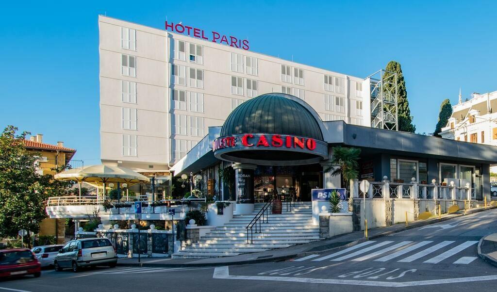 Opatija, Hotel Paris