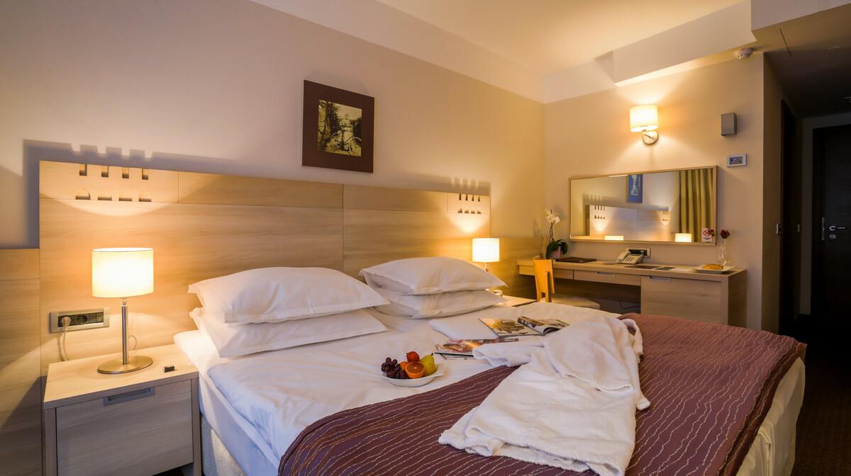 Hotel Trakošćan, soba standard