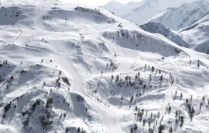 Skijanje Risoul