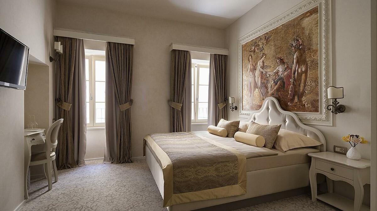 Šibenik, Life Palace hotel, Superior soba
