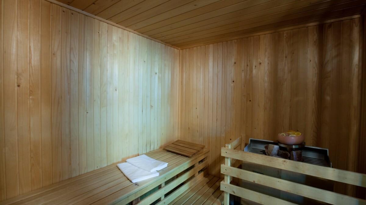 Skijanje i wellness u Sloveniji, Bohinj Hotel Jezero, finska sauna