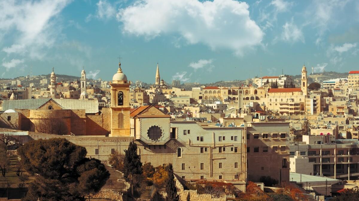 Izrael - Betlehem