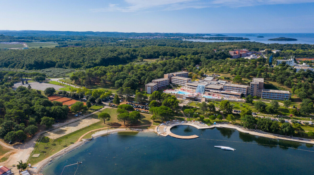 Hotel Molindrio Plava Laguna Zelena Laguna