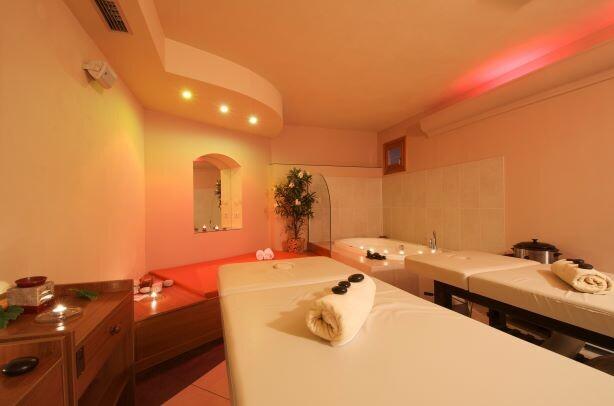 Motovun, Hotel Kastel, masaza