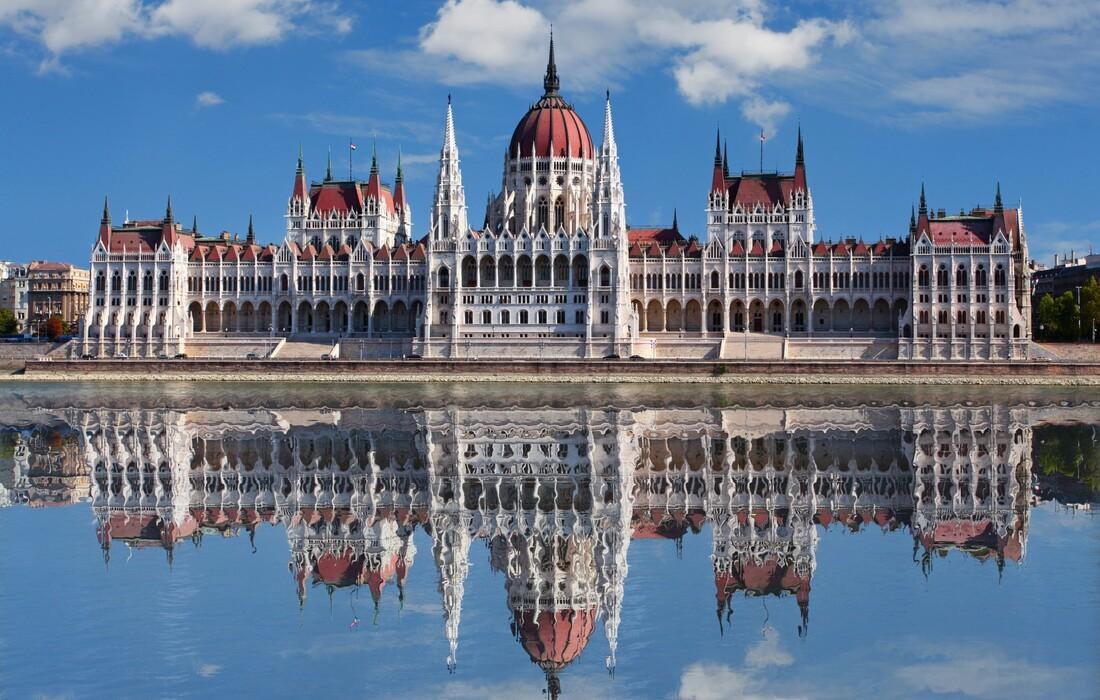 Parlament u Budimpešti, putovanje u Budimpeštu atobusom