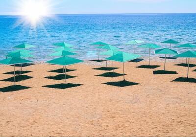 Kleopatrina pješčana plaža, ljetovanje na Mediteranu, plaže u Turskoj