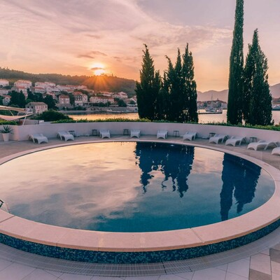 Korčula, Hotel Liburna