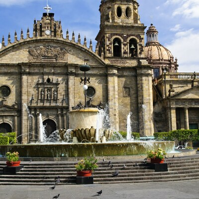 katedrala Guadalajara, Mondo travel, daleka putovanja, garantirani polazak