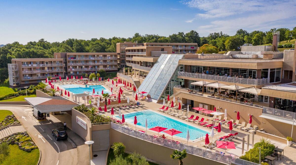 Hotel Molindrio Plava Laguna vanjski bazen