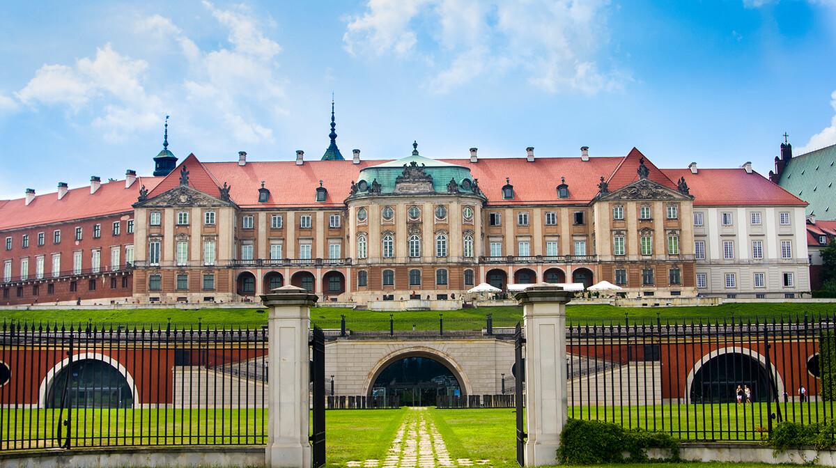 Kraljevski dvorac, , putovanja zrakoplovom, Mondo travel, europska putovanja